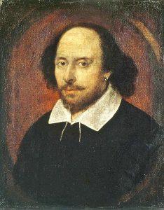 Bildnis Shakespeare