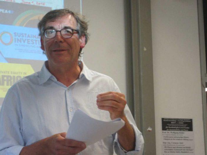 Wolfgang Hallet, Universität Gießen, Fachgebiet Fremdsprachen-Unterricht