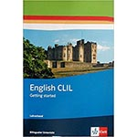 "Buchcover ""English CLIL. Getting started"", Herausgeber Wolfgang Hallet"