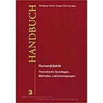 "Buchcover ""Handbuch Romandidaktik"", Mitherausgeber Wolfgang Hallet"