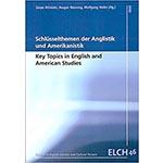 """Buchcover """"Schlüsselthemen der Anglistik/Amerikanistik """", Mitherausgeber Wolfgang Hallet"""
